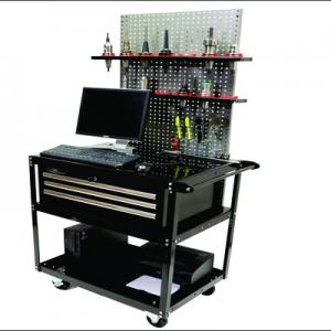 Mini CNC Work Station