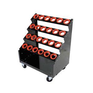 CNC Tool cart - Steps Model